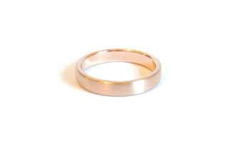 Many Firsts, 2014, 18ct rose gold