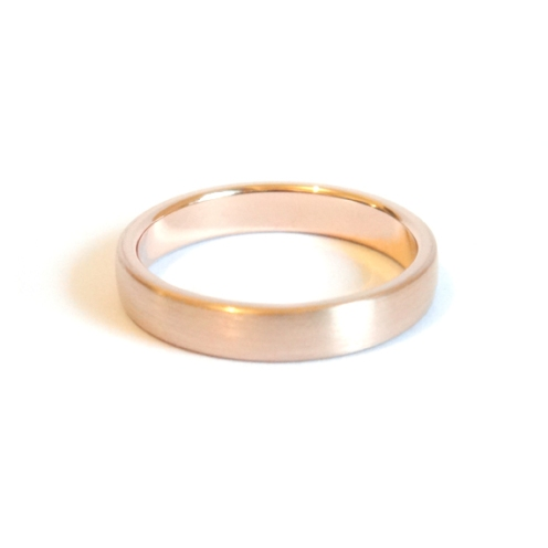 Many Firsts, 2014, 18kt rose gold