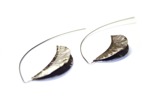 Nature Of Metal, 2010, 925 silver, stainless steel