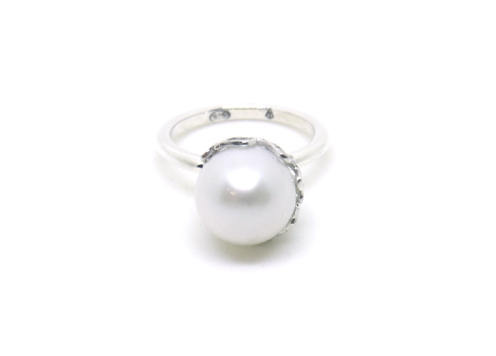 Pearls For Paree, 2016, 925 silver, pearl