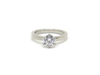 Super Like, 2017, 18ct white gold, diamond
