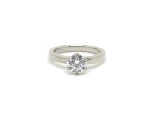 Super Like, 2017, 18ct white gold, diamond