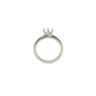 Super Like, 2017, 18kt white gold, diamond